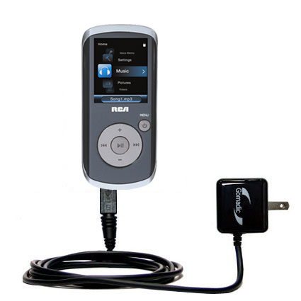 Wall Charger compatible with the RCA M4208 OPAL Digital Media Player