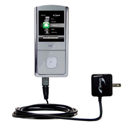 Wall Charger compatible with the RCA M4304 Opal Digital Media Player