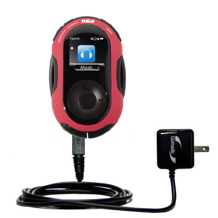 Wall Charger compatible with the RCA S2202 S2204 JET