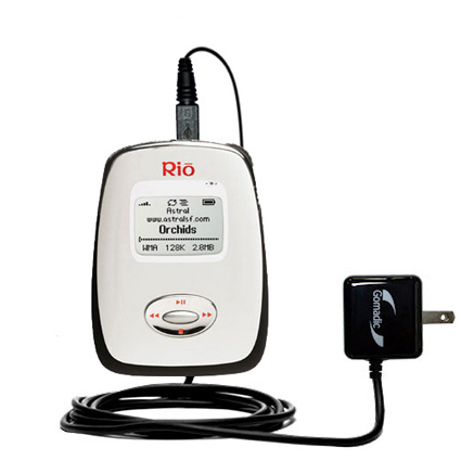 Wall Charger compatible with the Rio Carbon