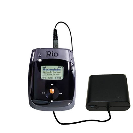AA Battery Pack Charger compatible with the Rio Nitrus