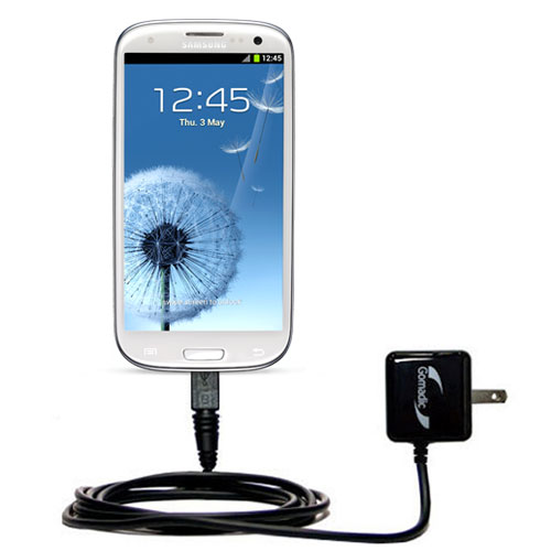 Wall Charger compatible with the Samsung Galaxy S III