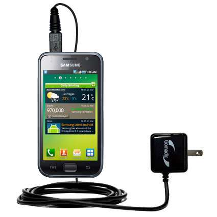 Wall Charger compatible with the Samsung Galaxy S