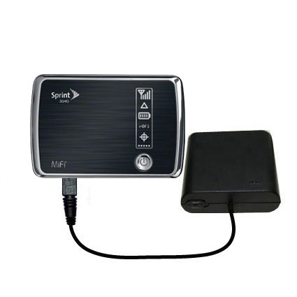 AA Battery Pack Charger compatible with the Sprint 3G/4G Mobile Hotspot