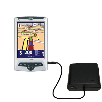 AA Battery Pack Charger compatible with the TomTom Navigator 5