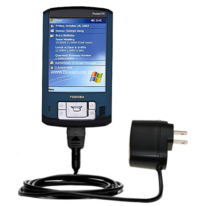Wall Charger compatible with the Toshiba e805