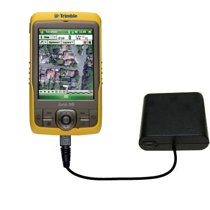 AA Battery Pack Charger compatible with the Trimble Juno SB