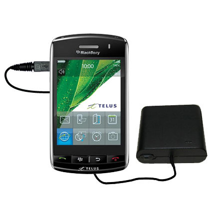 AA Battery Pack Charger compatible with the Verizon Storm