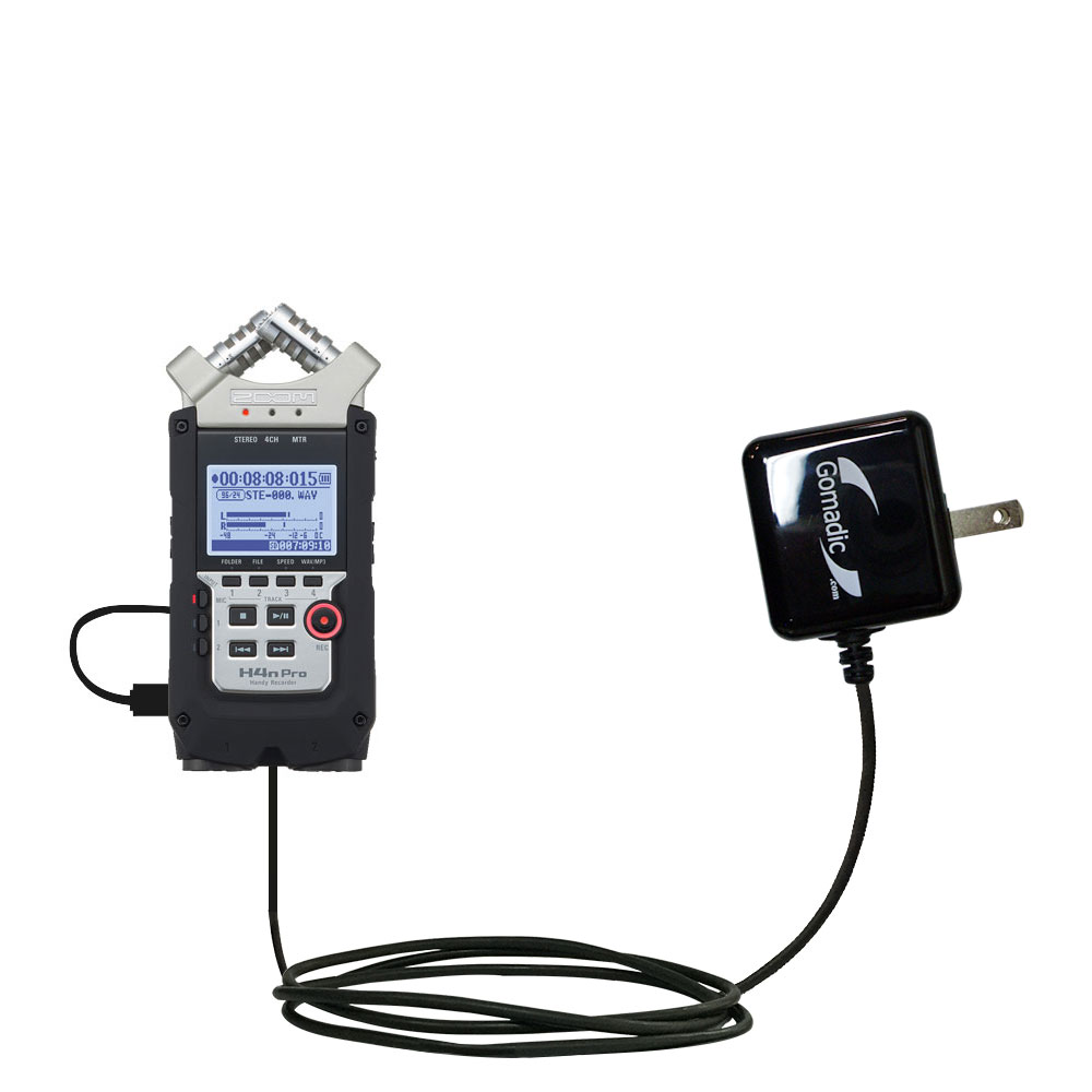 Wall Charger compatible with the Zoom H4N Pro