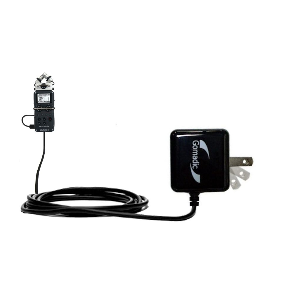 Wall Charger compatible with the Zoom H5 Handy Recorder