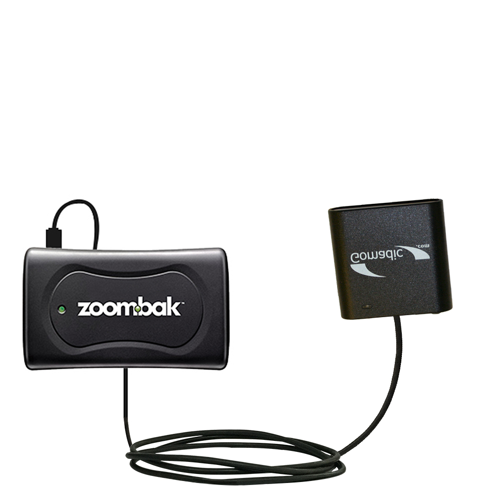 AA Battery Pack Charger compatible with the Zoombak Advanced GPS Universal Locator
