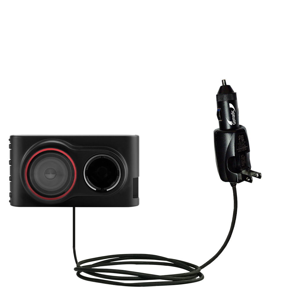 Car & Home 2 in 1 Charger compatible with the Garmin Dash Cam 30 / 35