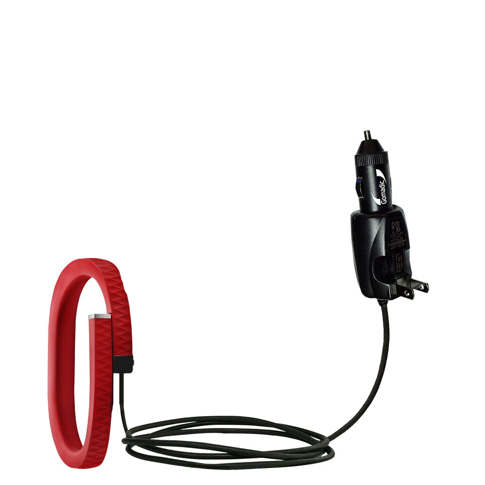 Car & Home 2 in 1 Charger compatible with the Jawbone UP