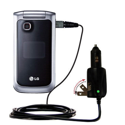 Car & Home 2 in 1 Charger compatible with the LG GB220