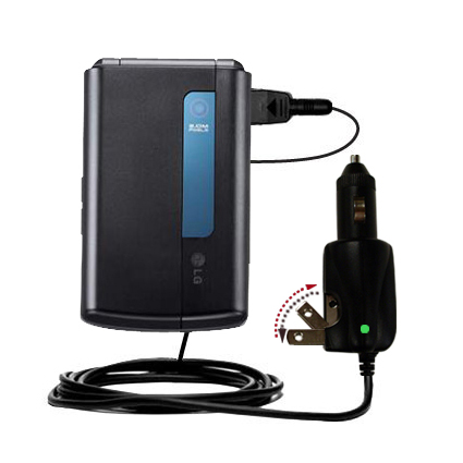 Car & Home 2 in 1 Charger compatible with the LG HB620T DVB-T