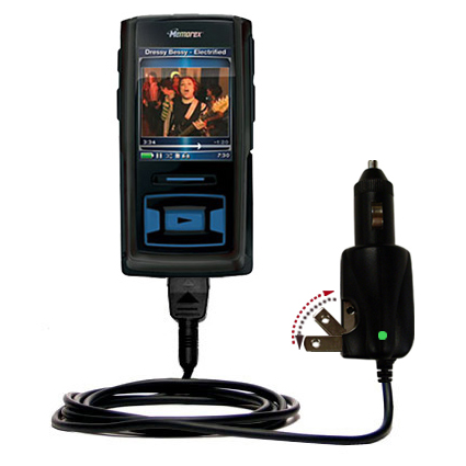 Car & Home 2 in 1 Charger compatible with the Memorex MMP8620 MMP8640