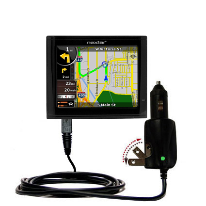 Car & Home 2 in 1 Charger compatible with the Nextar ME