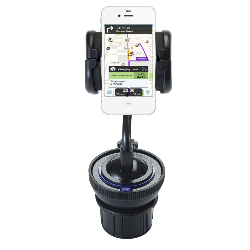 Cup Holder compatible with the Apple iPhone 4