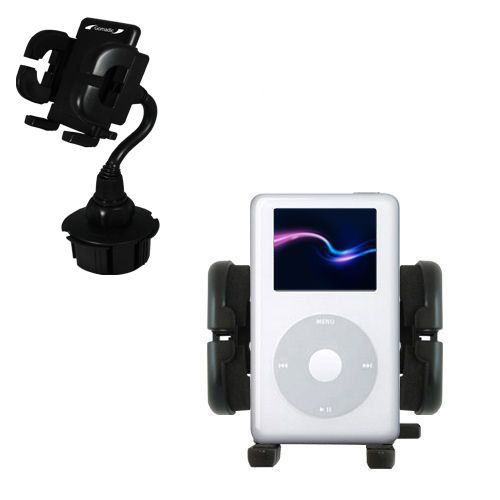 Cup Holder compatible with the Apple iPod 4G (20GB)