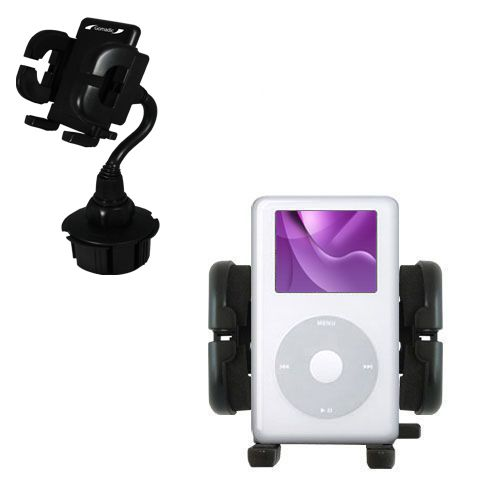 Cup Holder compatible with the Apple iPod Photo (30GB)