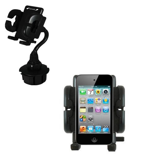 Cup Holder compatible with the Apple iPod touch (4th generation)