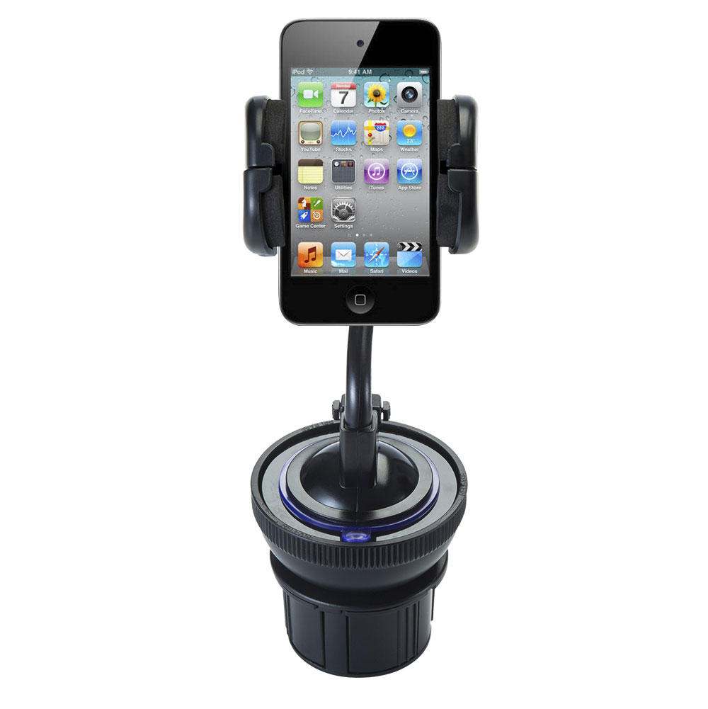Cup Holder compatible with the Apple iPod touch