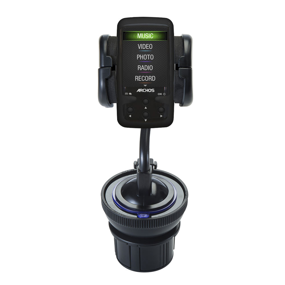 Cup Holder compatible with the Archos 24 Vision AV24VB