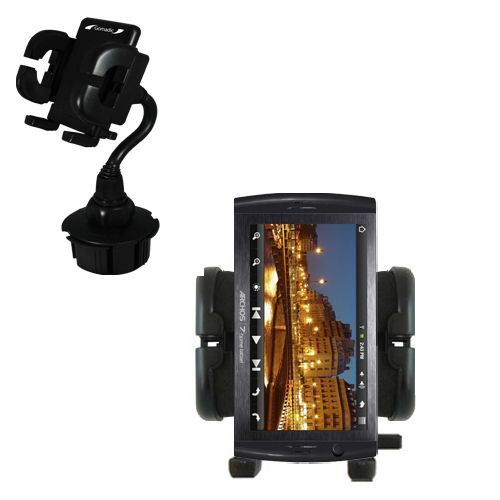 Cup Holder compatible with the Archos 7 Home Tablet with Android