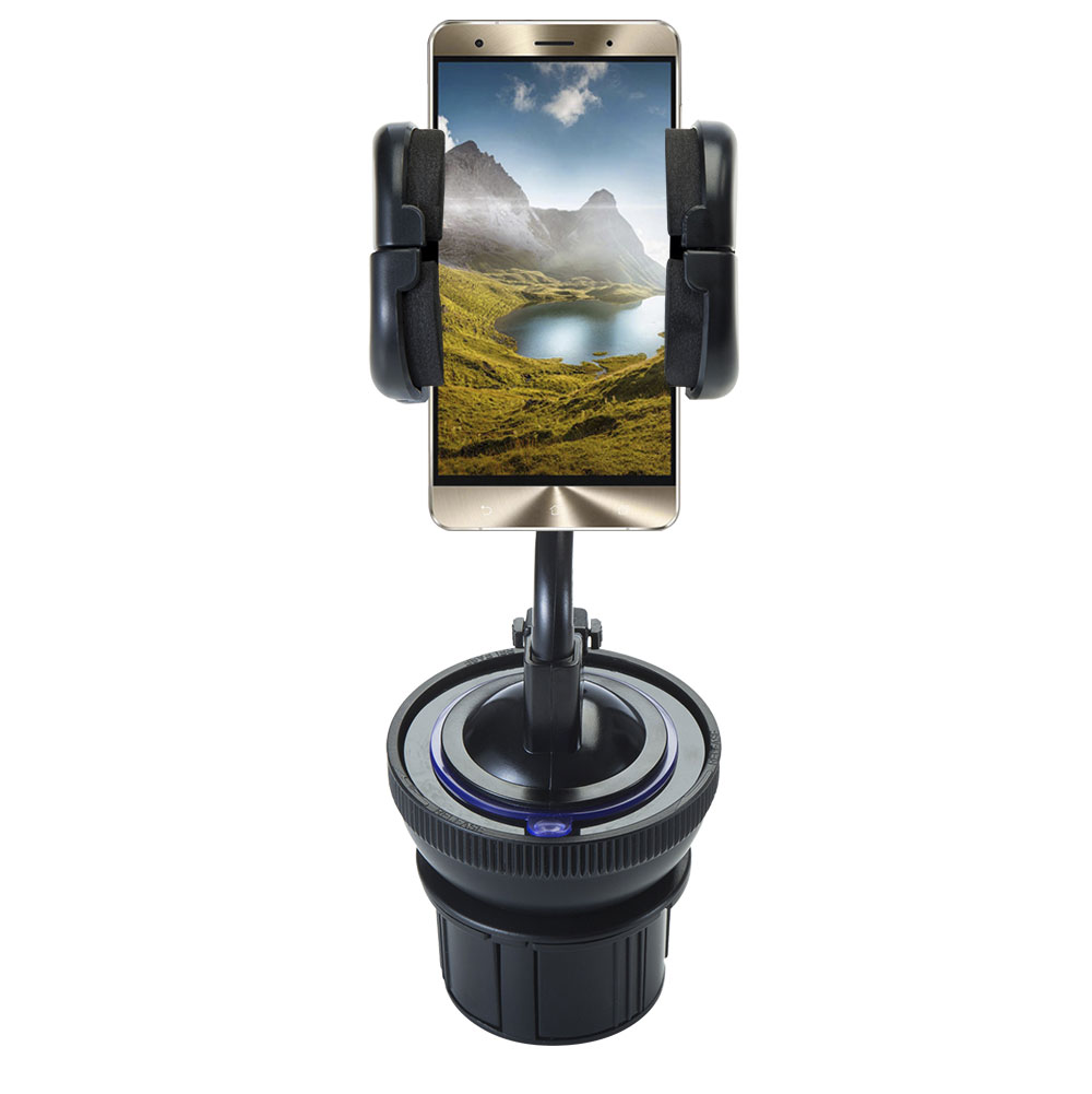 Cup Holder compatible with the Asus Zenfone 3 Deluxe