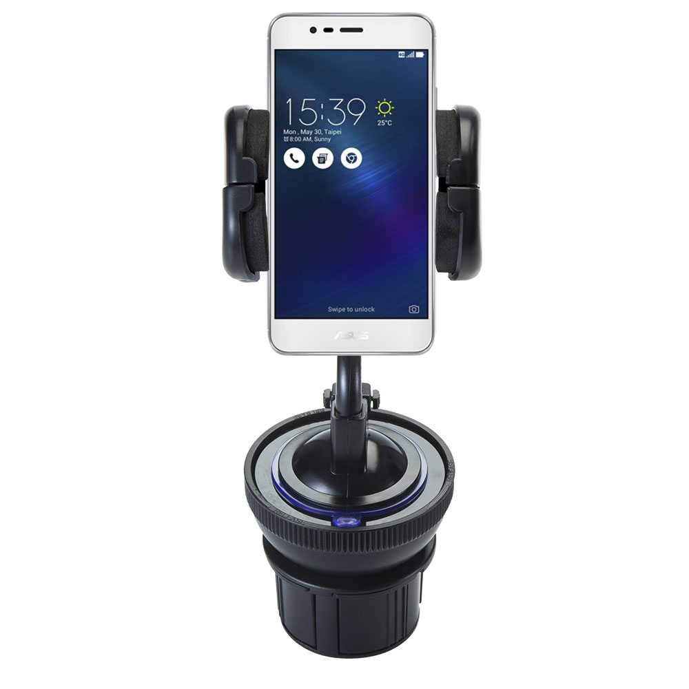 Cup Holder compatible with the Asus ZenFone 3 Max