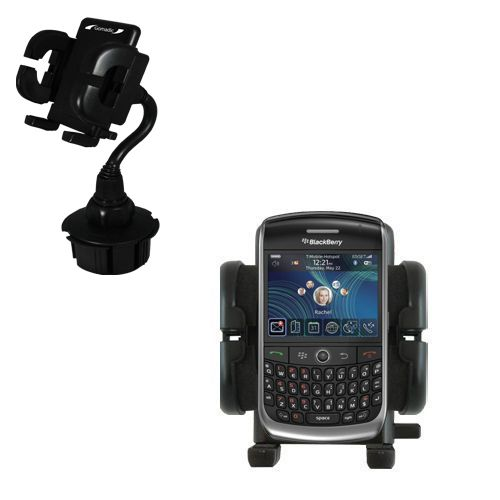 Cup Holder compatible with the Blackberry 8900