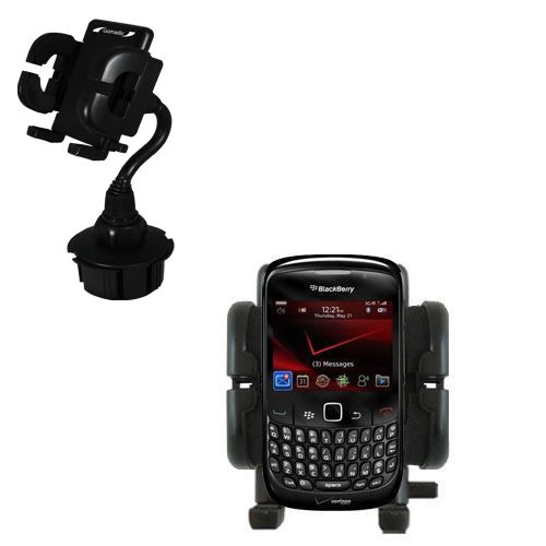 Cup Holder compatible with the Blackberry Bold 9650