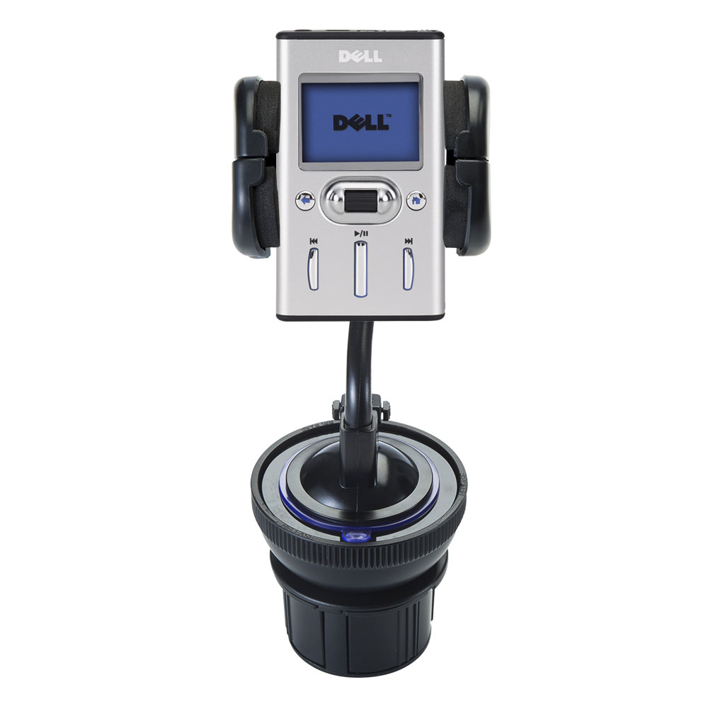 Cup Holder compatible with the Dell Pocket DJ 15GB