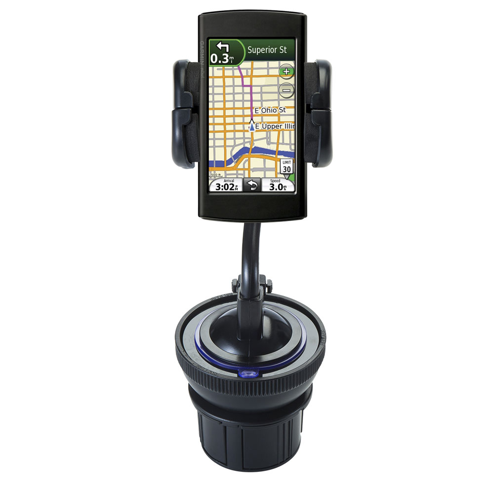 Cup Holder compatible with the Garmin 295W