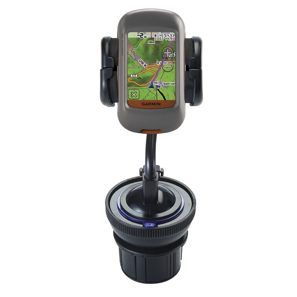 Cup Holder compatible with the Garmin Dakota 10 20