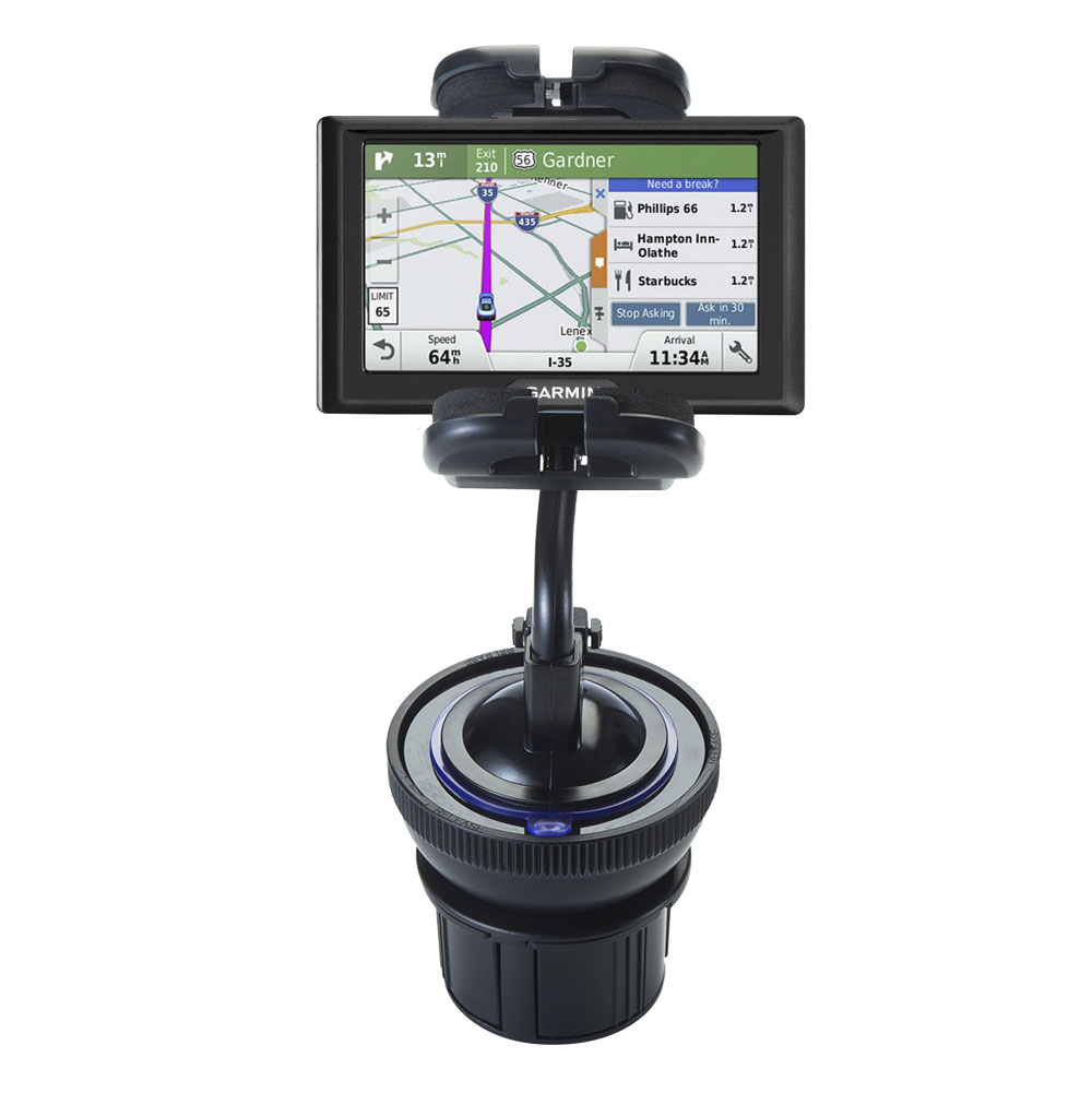Cup Holder compatible with the Garmin Drive 50 / 50LMT