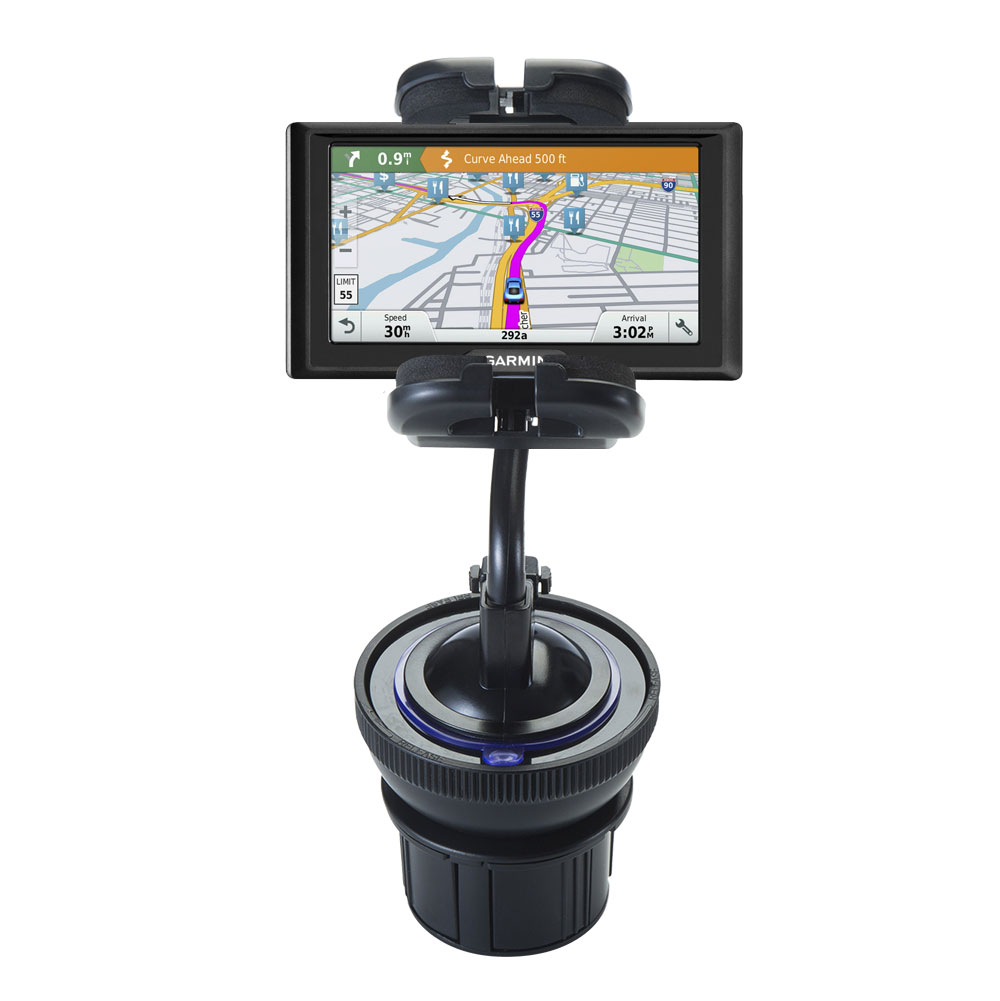 Cup Holder compatible with the Garmin Drive 60LMT / 60LM