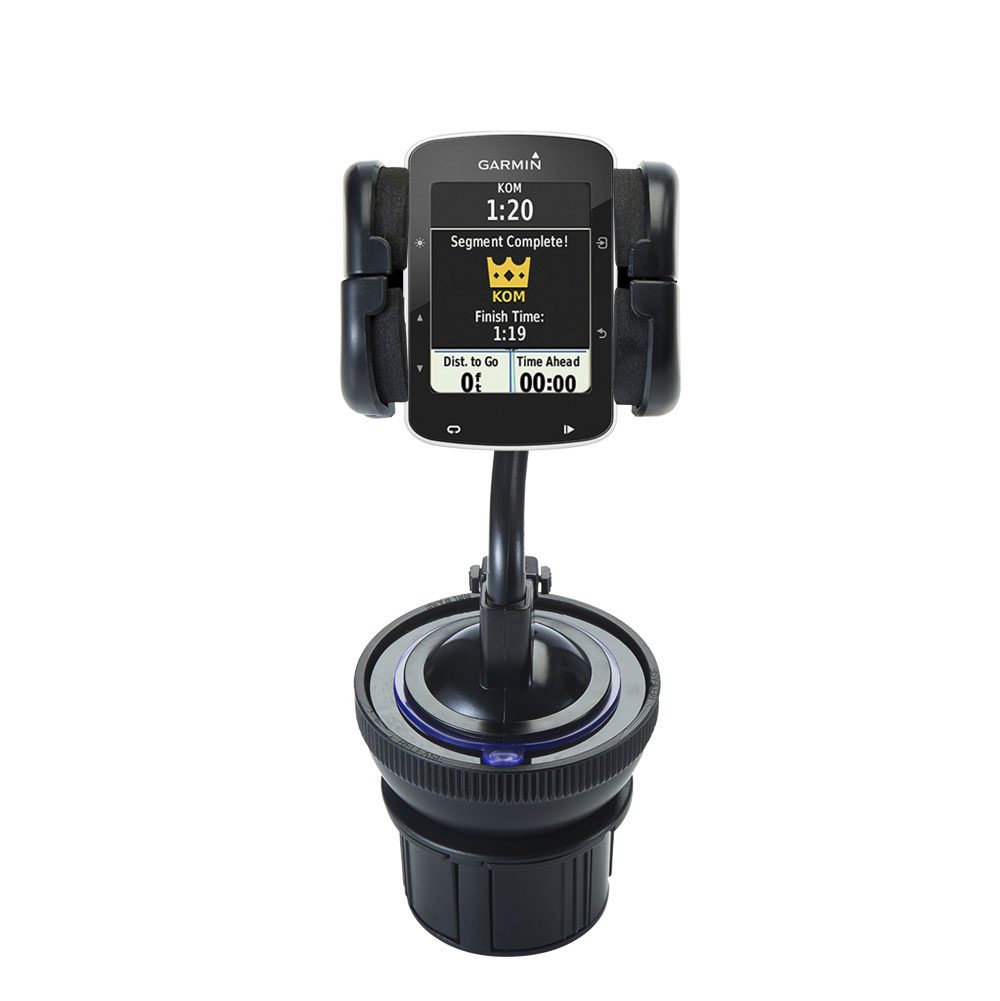 Cup Holder compatible with the Garmin EDGE 520