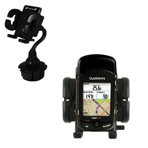 Cup Holder compatible with the Garmin Edge 705