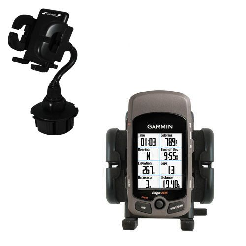 Cup Holder compatible with the Garmin Edge