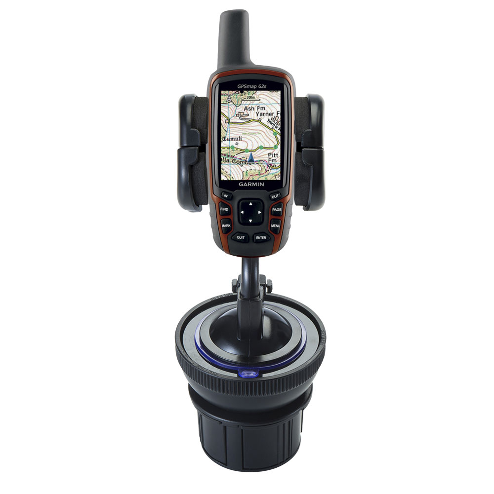 Cup Holder compatible with the Garmin  GPSMap 62