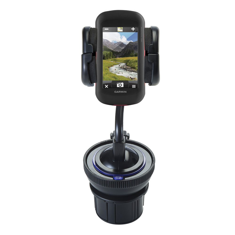 Cup Holder compatible with the Garmin Montana 680 / 680t