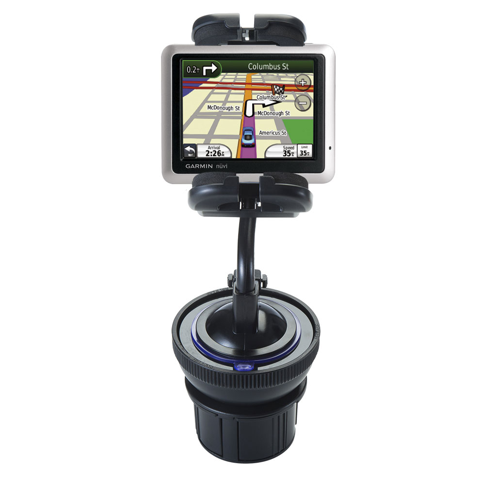 Cup Holder compatible with the Garmin Nuvi 1210