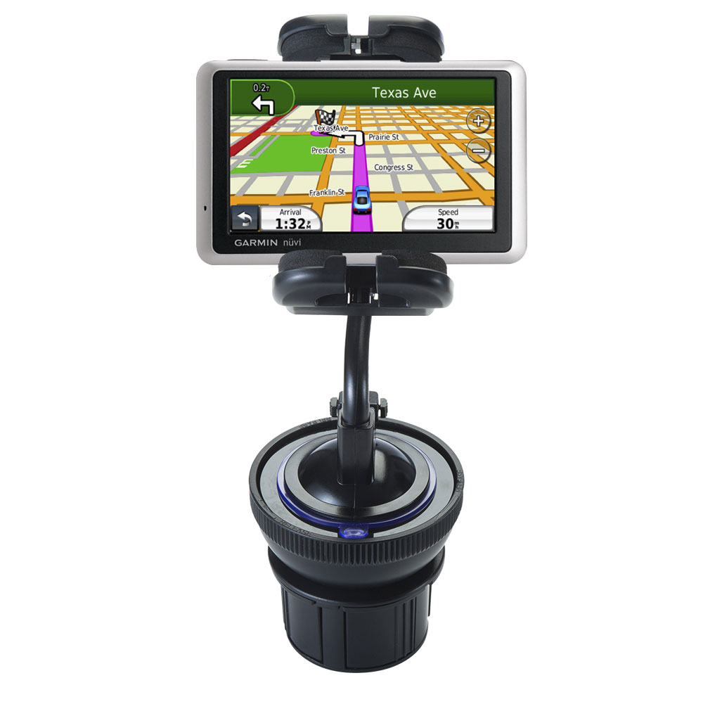 Cup Holder compatible with the Garmin Nuvi 1300