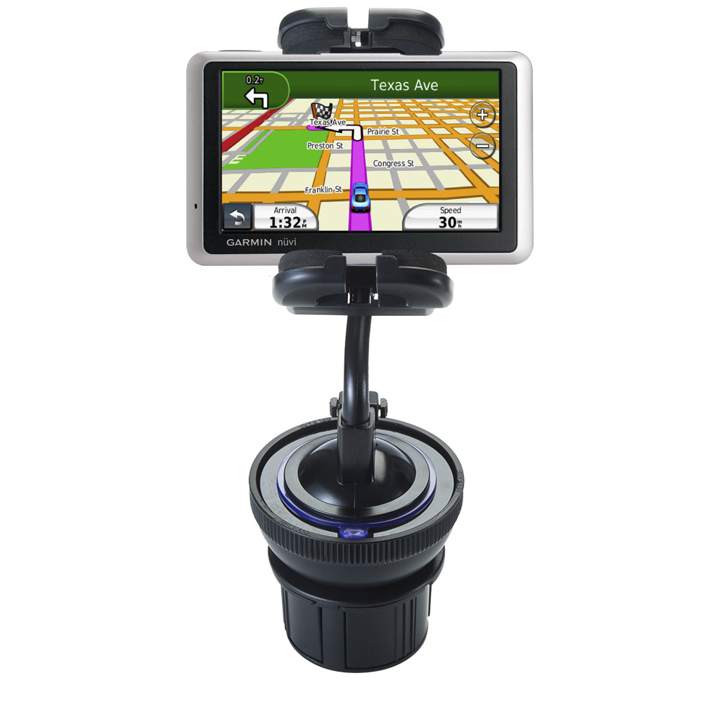 Cup Holder compatible with the Garmin Nuvi 1370T