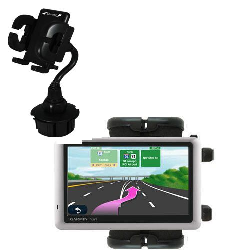Cup Holder compatible with the Garmin Nuvi 1450