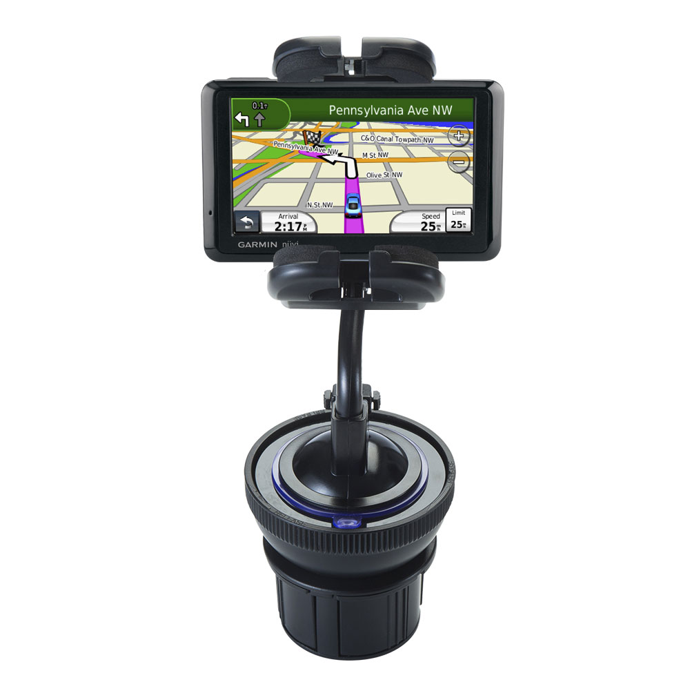 Cup Holder compatible with the Garmin Nuvi 205W