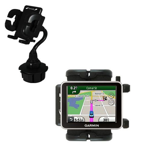 Cup Holder compatible with the Garmin Nuvi 2200 2240 2250