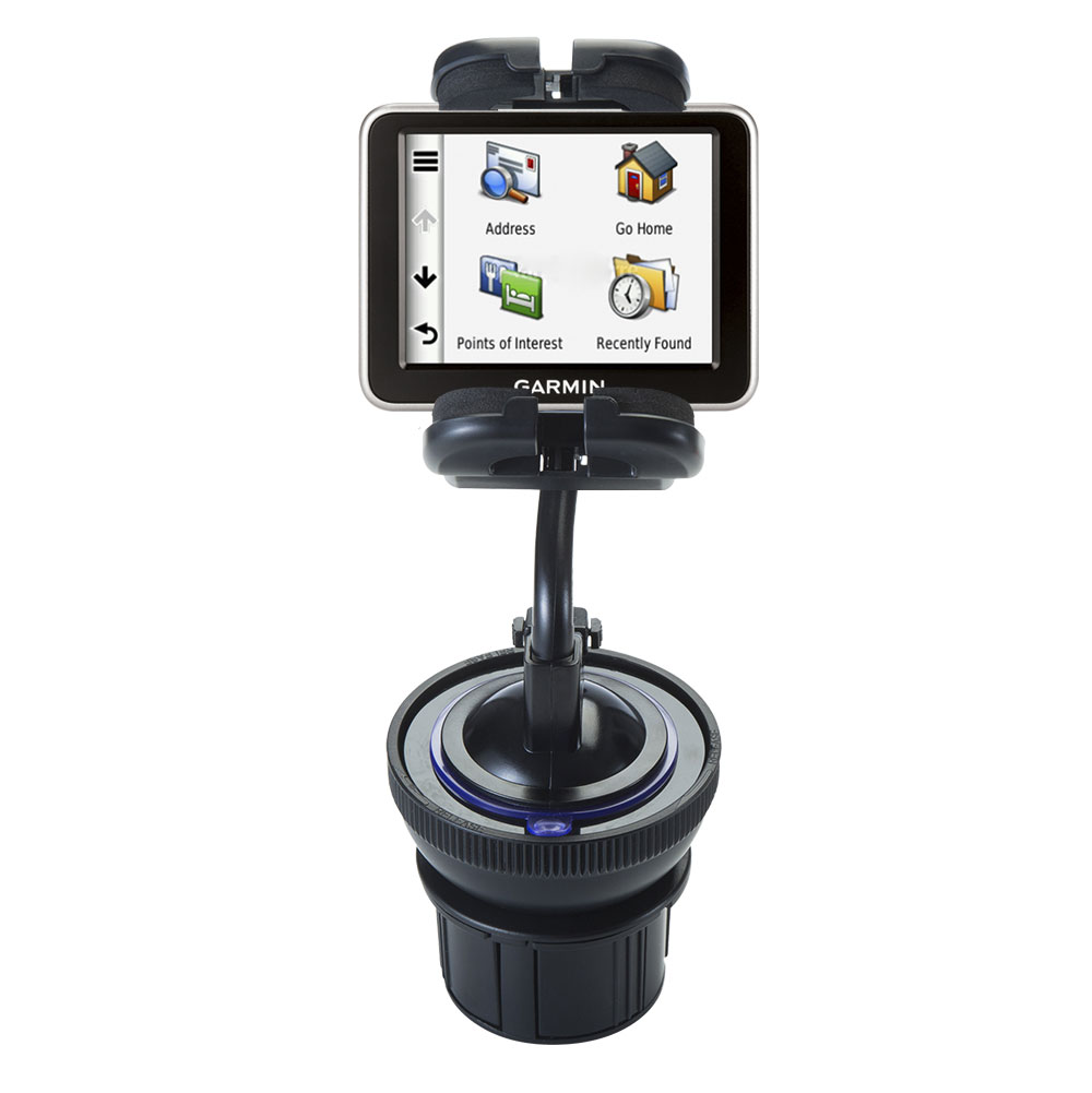 Cup Holder compatible with the Garmin Nuvi 2240