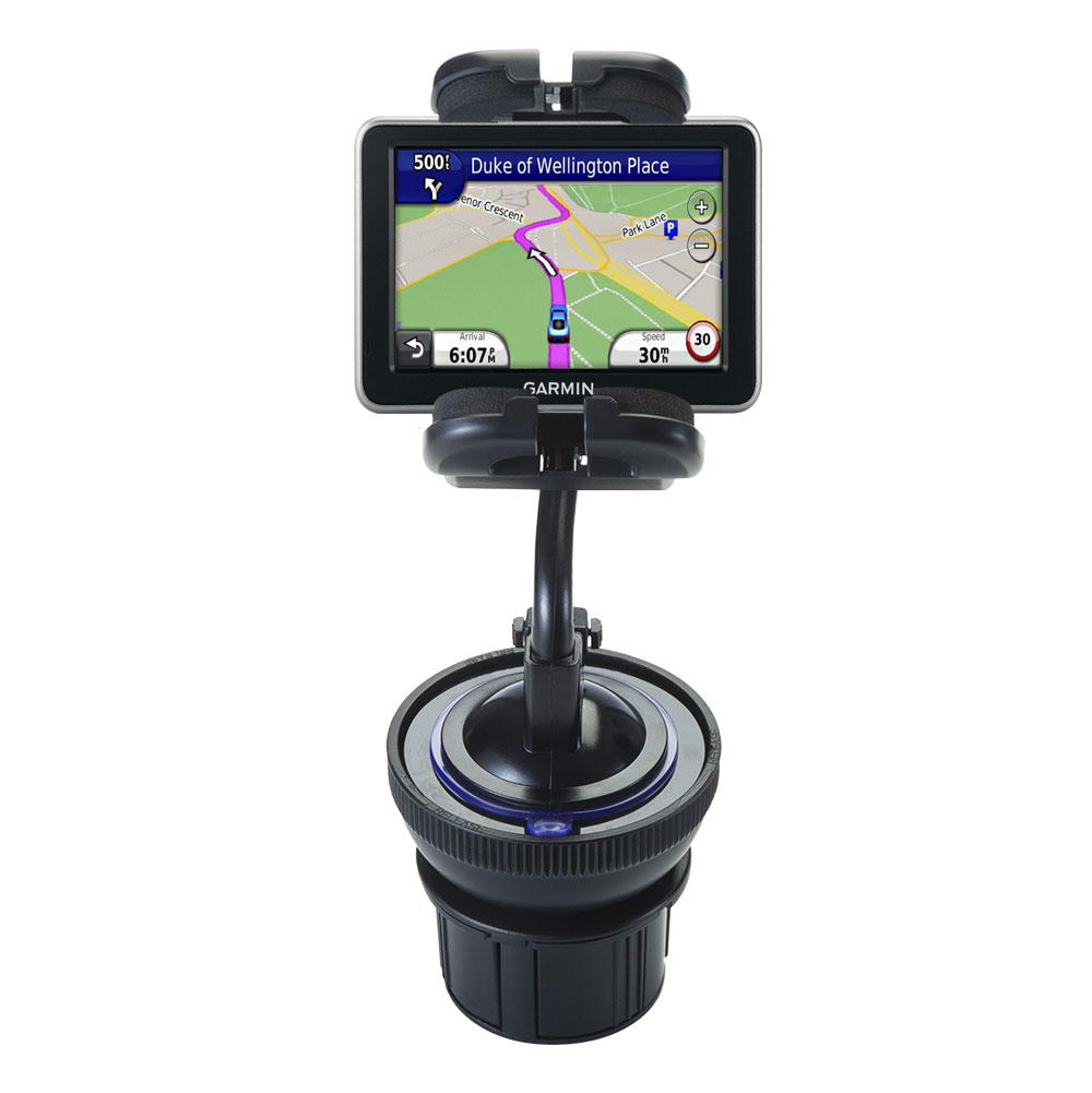 Cup Holder compatible with the Garmin Nuvi 2310